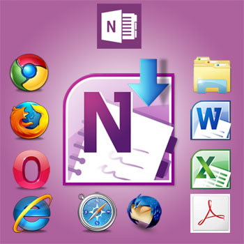 Bring to OneNote